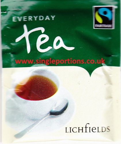 FAIRTRADE - everyday teabags - single portion sachets online